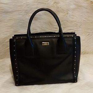 Kate Spade studded satchel